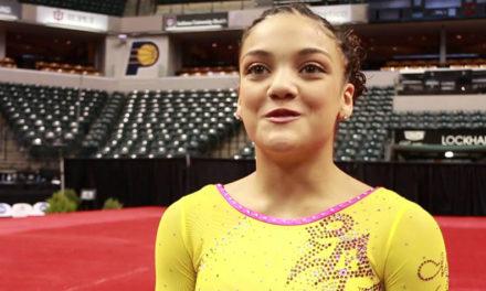 Interview: Laurie Hernandez