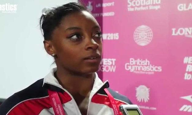 Simone Biles announces comeback plans