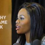 Interview: Gabby Douglas