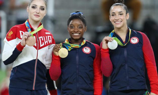 2016 Olympics: Women's All-Around