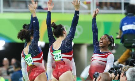 2016 Olympics: Women's Team Finals