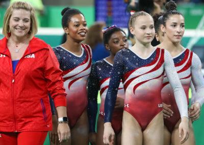 Rio2016 WAG  TEAM FINAL