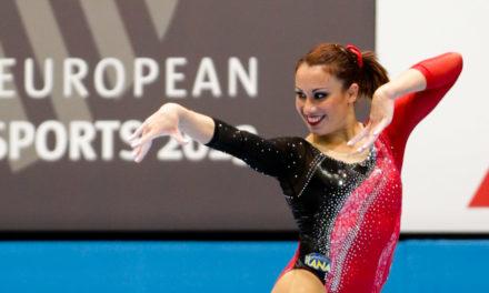 Vanessa Ferrari Still Chasing an Elusive Olympic Medal