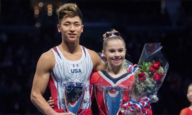 RECAP: 2017 American Cup and Nastia Liukin Cup