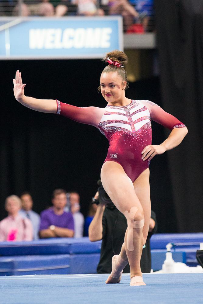 2017 Ncaa Super Six Inside Gymnastics Magazine
