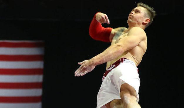 Van Wicklen Among 18 Men to Qualify to U.S. Championships