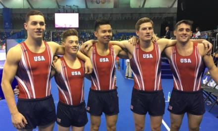 Team USA Takes Seventh in Taipei