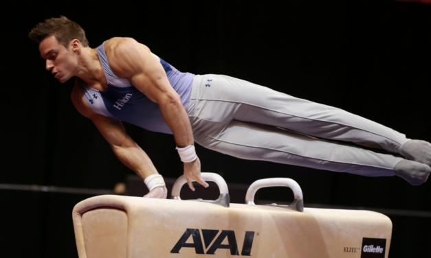 Roethlisberger's Take: The Men's Worlds Team