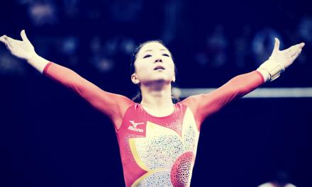 Asuka Teramoto Aiming for Tokyo 2020