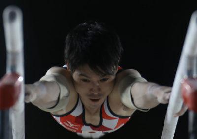 Kohei Uchimura, JPN
