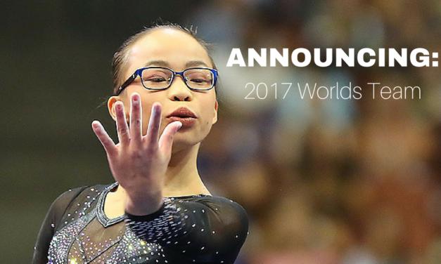 2017 US Women's Worlds Team Announced
