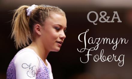 Q&A: Jazmyn Foberg