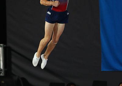 Eddie Penev, USA