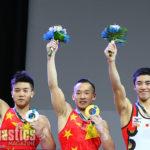 2017 Worlds Men's All Around Finals
