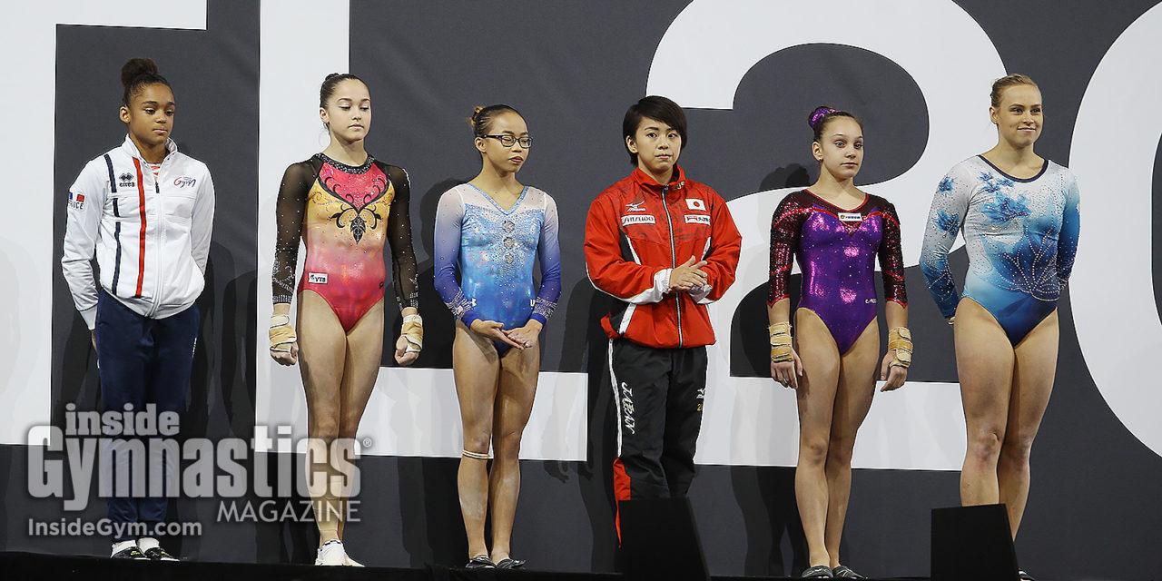 New Skills at the 2017 World Championships!