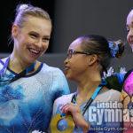 2017 Worlds Women's All Around Finals