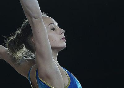 Diana Varinska, UKR