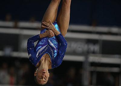 Oksana Chusovitina, UZB