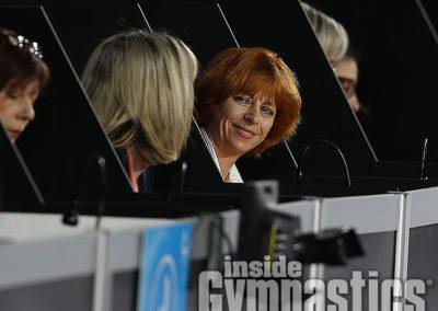 Oksana Omeliantchik, UKR