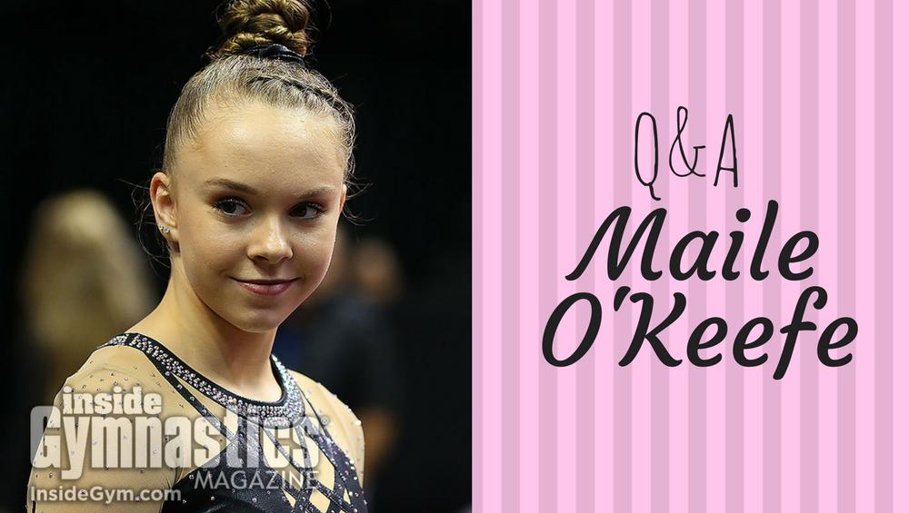 Q&A: Maile O'Keefe