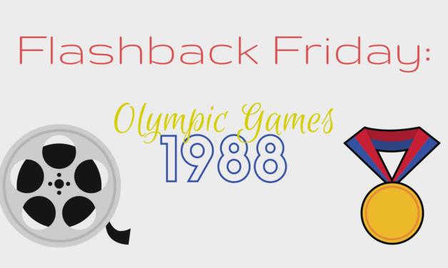 Flashback Friday: Seoul 1988