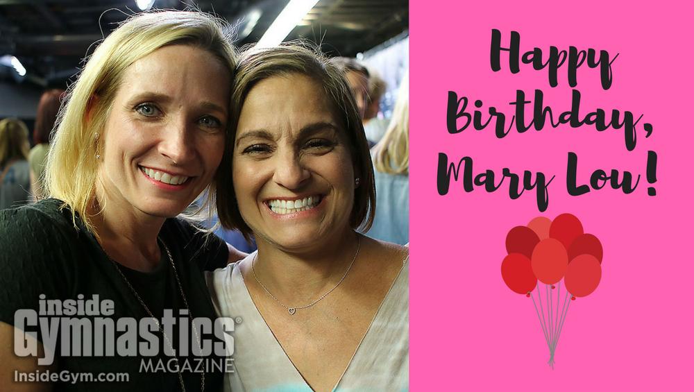 Happy Birthday, Mary Lou!