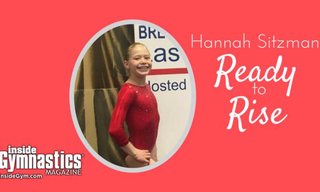 Hannah Sitzman: Ready to Rise