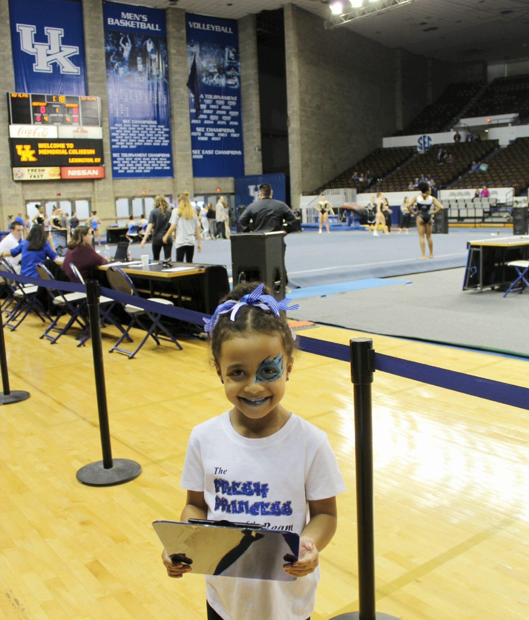 Kentucky vs. Missouri - Eden Long, Junior Contributor
