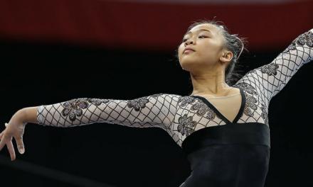 2018 U.S. Championships – Top 3 Junior Women Reflect on Day 1 Performances