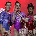 2018 World Championships – Apparatus Finals – Day 2