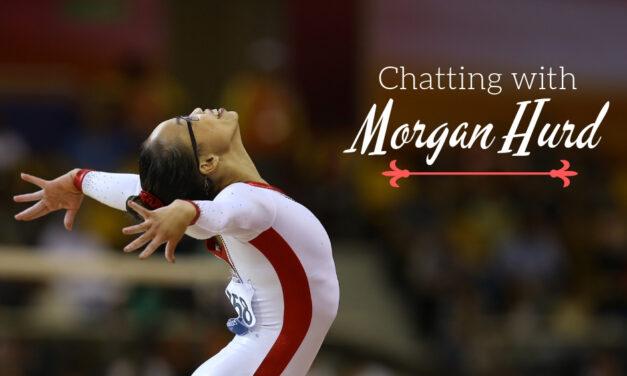 Chatting with Morgan Hurd