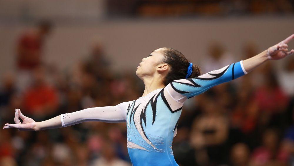 Gabby Perea on Jesolo, her comeback, and NCAA