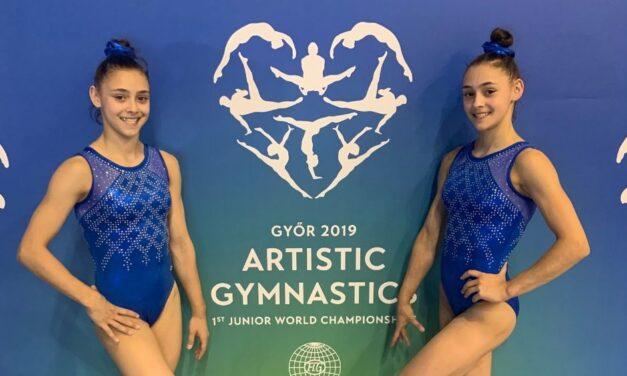 Double Determination: Jennifer and Jessica Gadirova