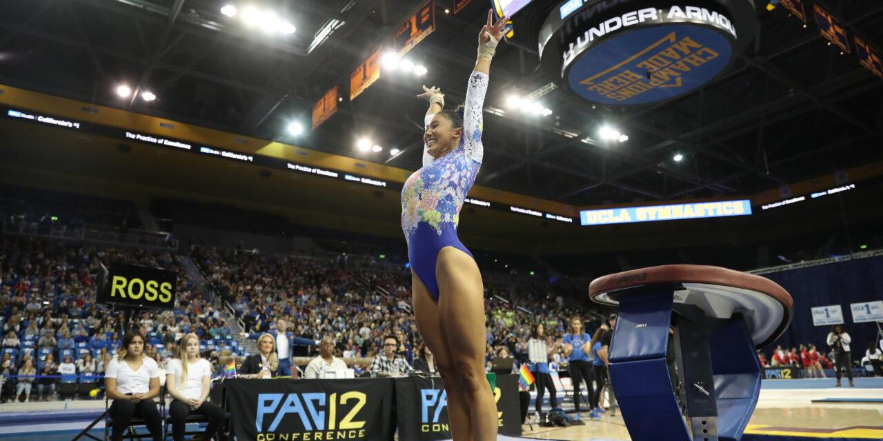 Gymnasts Bounce Back!