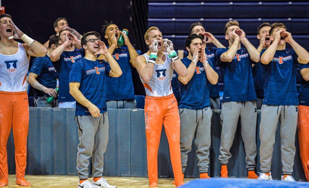 OP-ED: Illinois' Daniel Ribeiro Imagines a Sustainable Reality for Men's NCAA Gymnastics