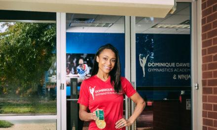 Dominique Dawes Gymnastics Academy!