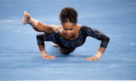 Checking In With Trinity Thomas | Inside Gymnastics