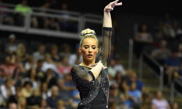 Despite setbacks, Mykayla Skinner is not giving up on her Olympic dream