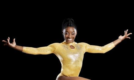 Simone Biles Headlines Athleta Presents Gold Over America Tour Visiting 35 Arenas this Fall