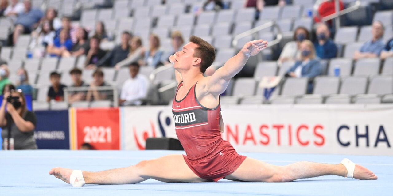 Malone Makes His Mark – 2021 U.S. Championships – Senior Men's Prelims