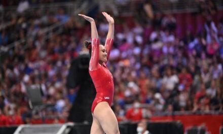 Emma Malabuyo: Embracing Days Like These | Inside Gymnastics