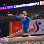 Katelyn Jong Leads Jrs. – 2021 U.S. Championships – Junior Women's Prelims
