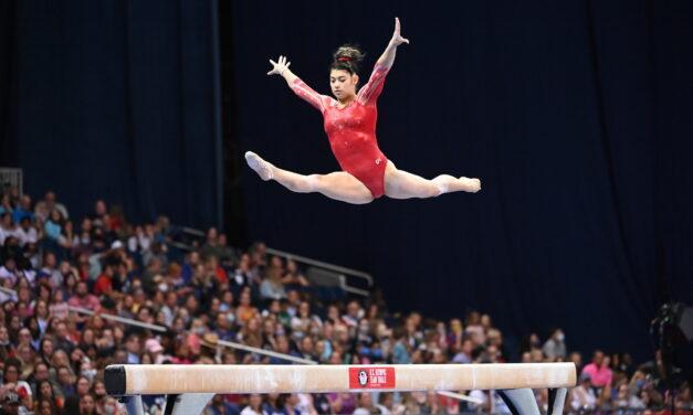 Olympic Alternates DiCello, Wong Lead Team to Kitakyushu | 2021 World Championships Inside Gymnastics