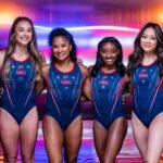 Bring On the Bling!   GK Elite Outfits Team USA Gymnastics   Inside Gymnastics