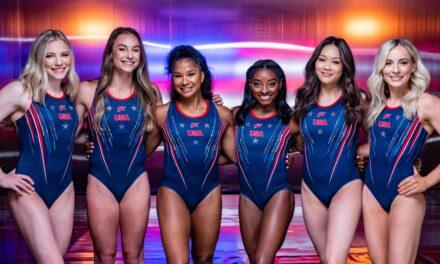 Bring On the Bling! | GK Elite Outfits Team USA Gymnastics | Inside Gymnastics