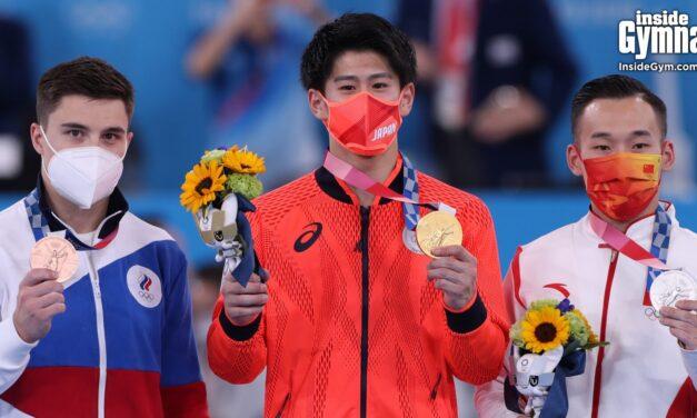 Men's All-Around Finals | Tokyo Olympics | Photo Gallery | Inside Gymnastics