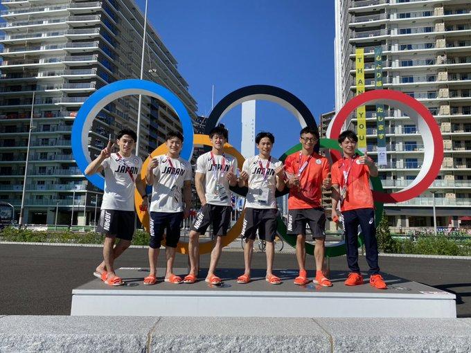 The Men's Teams in Tokyo – A Social Media Extravaganza, Part II | Tokyo Olympics | Inside Gymnastics