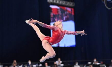 Relying On Grace Under Pressure | Tokyo Olympics | Inside Gymnastics