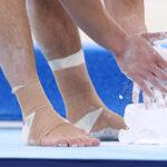 Artur and The Achilles   Tokyo Olympics   Inside Gymnastics
