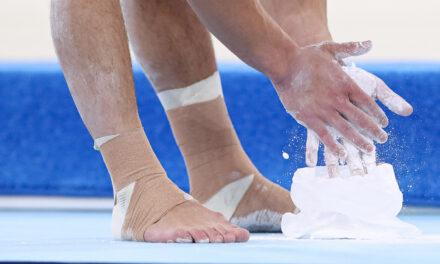 Artur and The Achilles | Tokyo Olympics | Inside Gymnastics